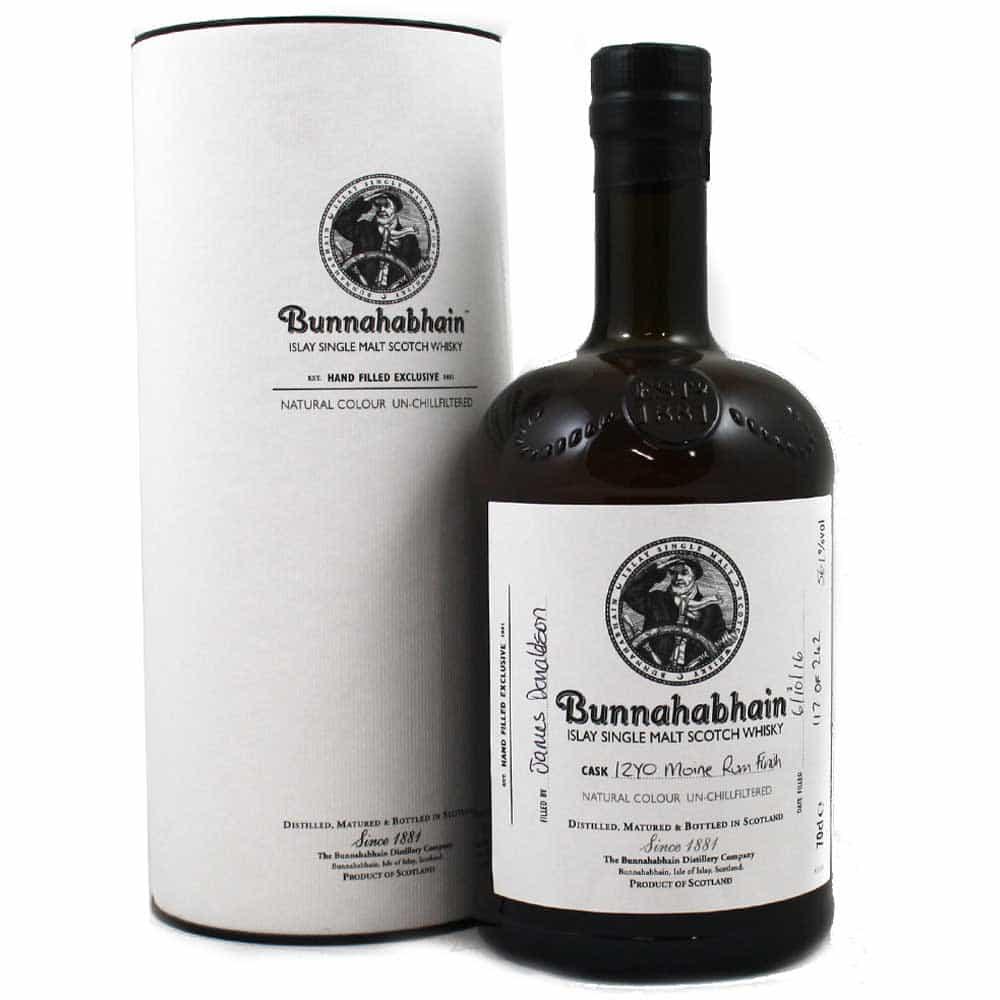Bunnahabhain Moine Rum