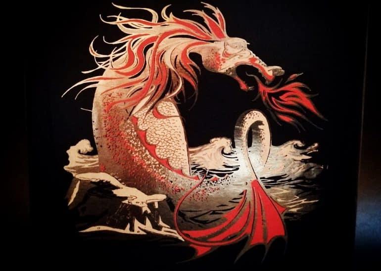 Bowmore Sea Dragon