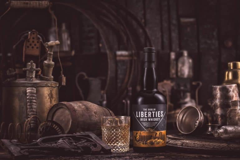 The Dublin Liberties Whiskey