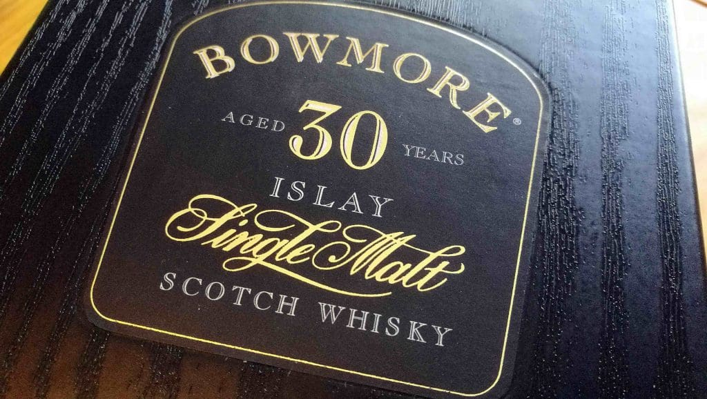 bowmore sea dragon box