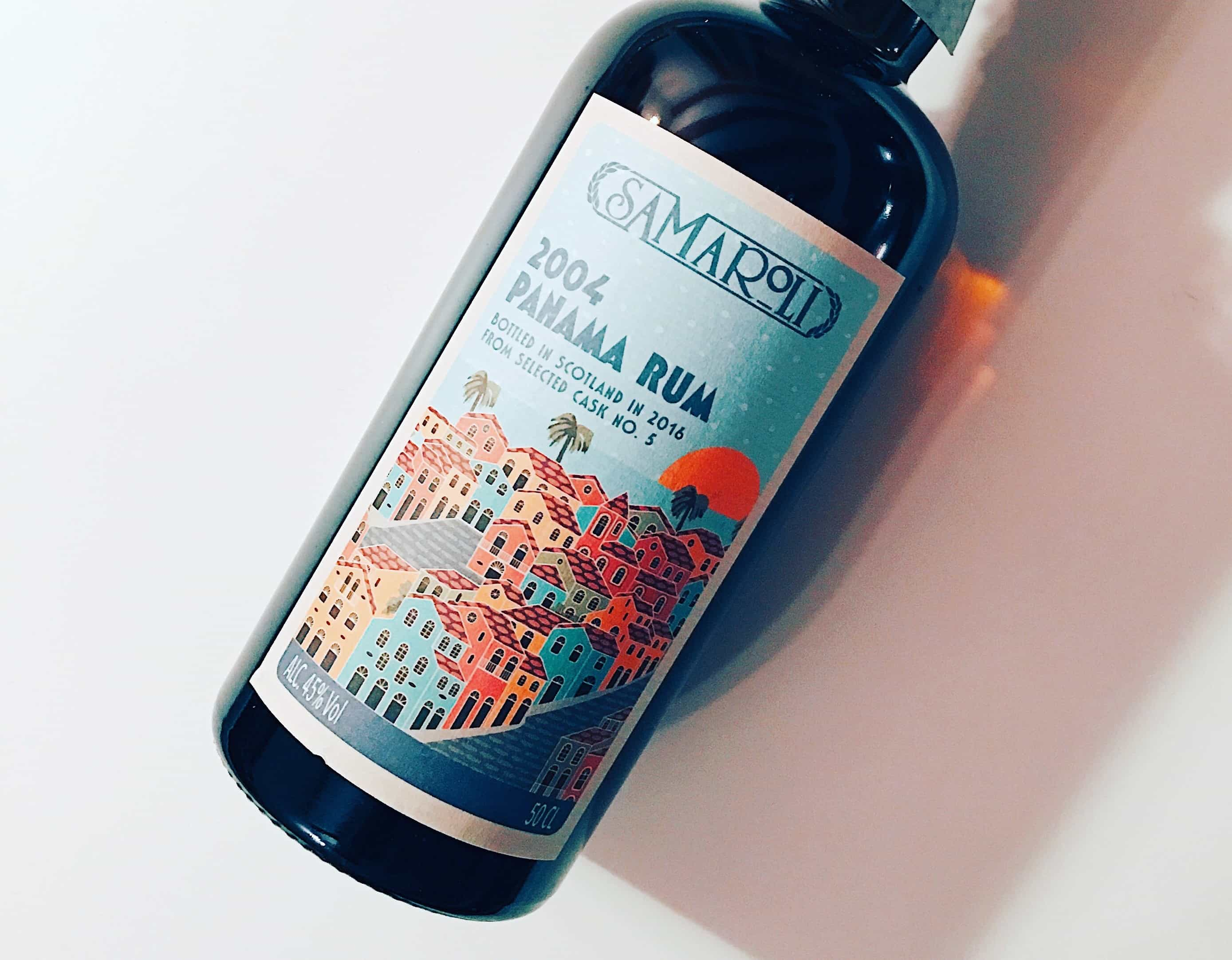 Samaroli Panama Rum 2004