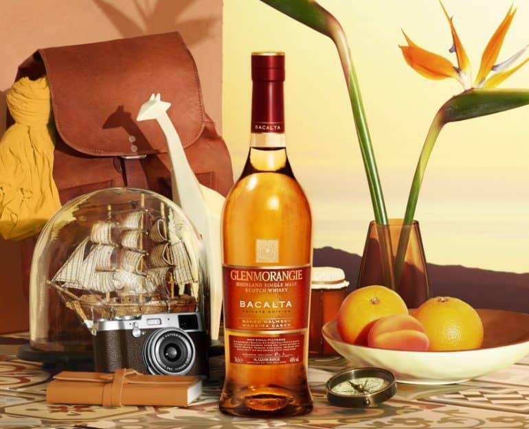 bottle of glenmorangie_bacalta