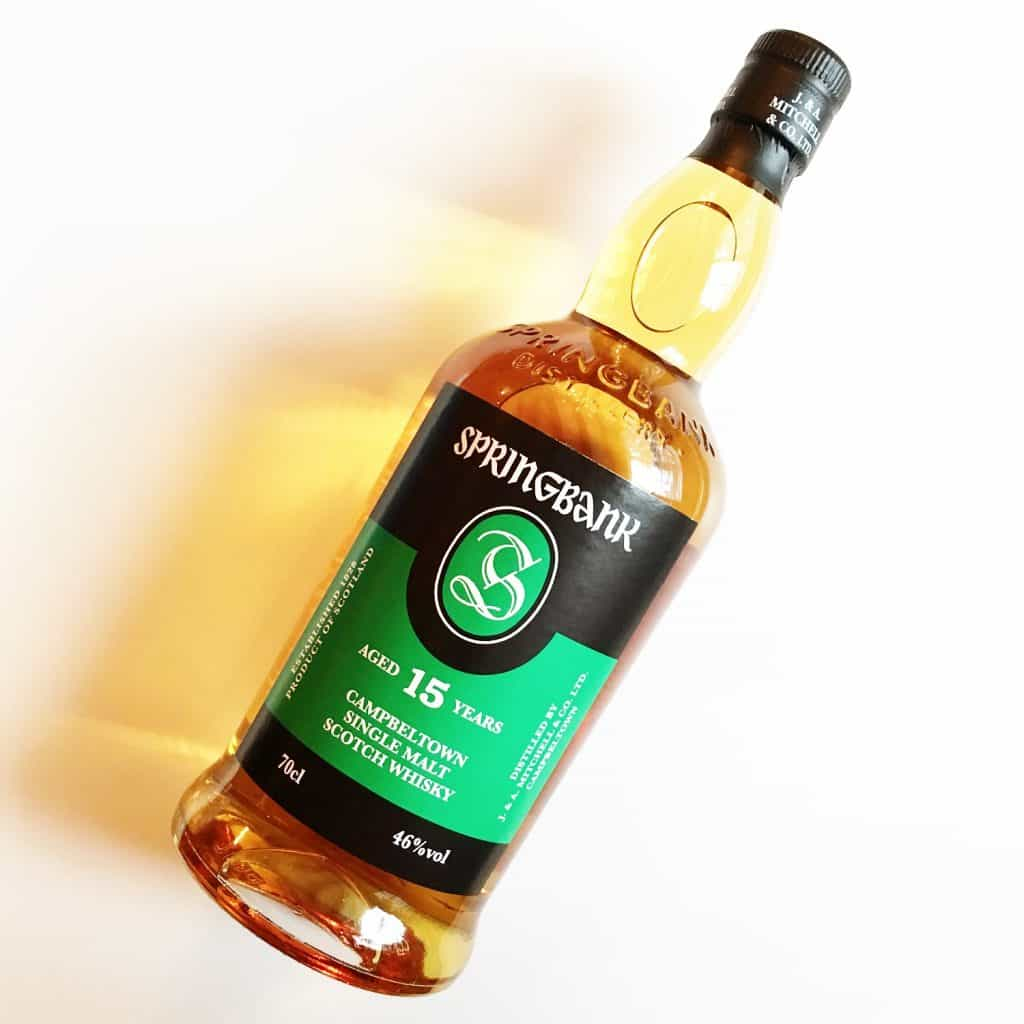 Springbank 15 Years Old