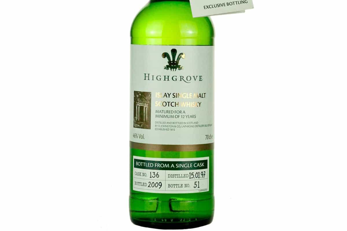 Laphroaig Highgrove 2009