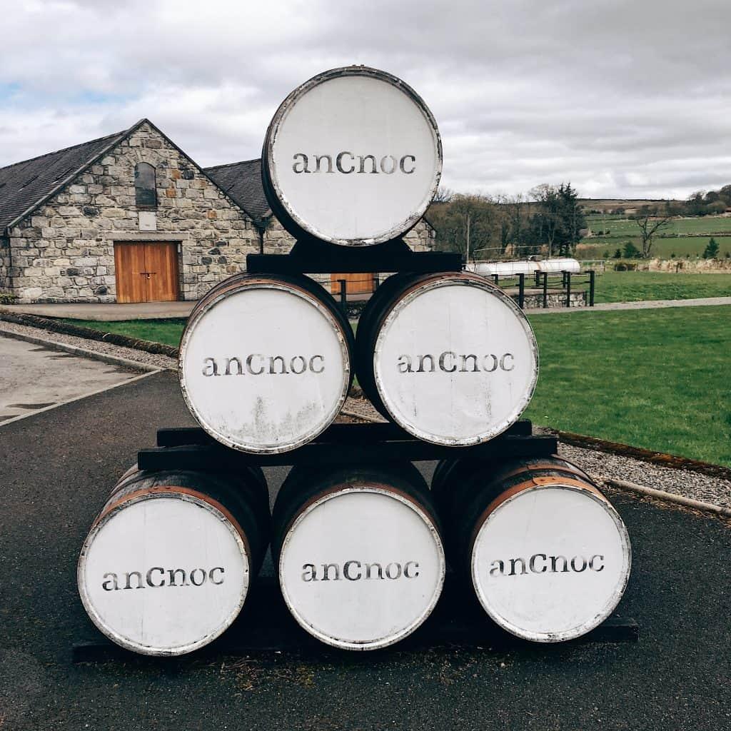 anCnoc casks