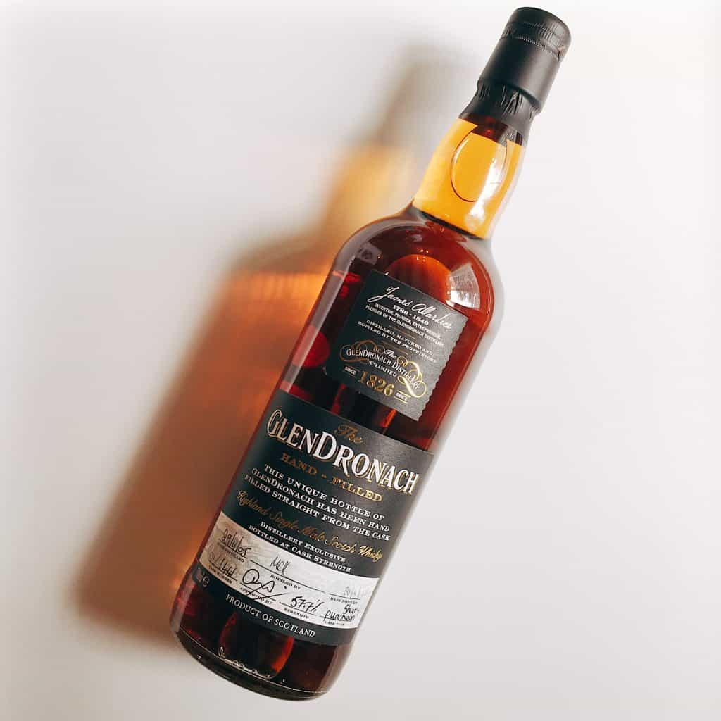 GlenDronach Hand filled 2017