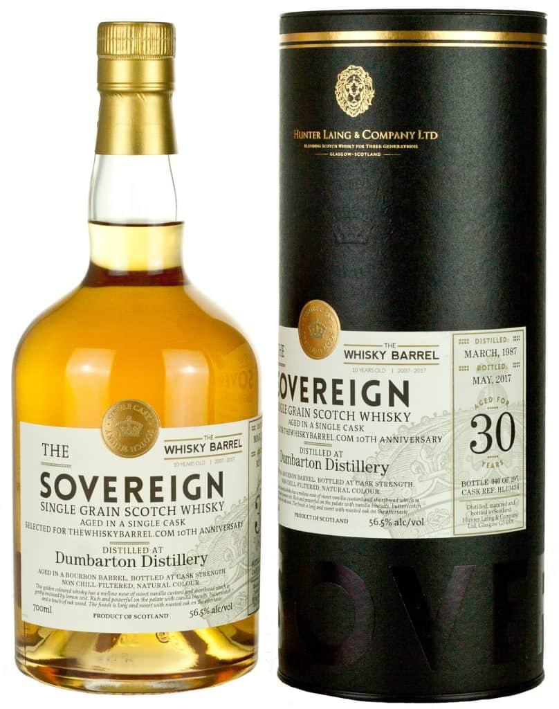 Dumbarton 30 - the Whisky Barrel