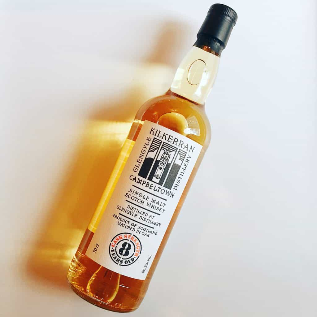 Kilkerran Cask Strength 8 Year Old