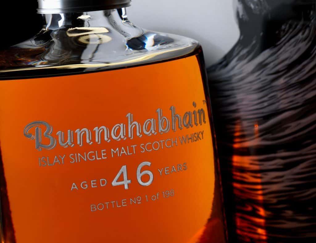 Bunnahabhain 46 Year Old - Eich Bhana Lìr