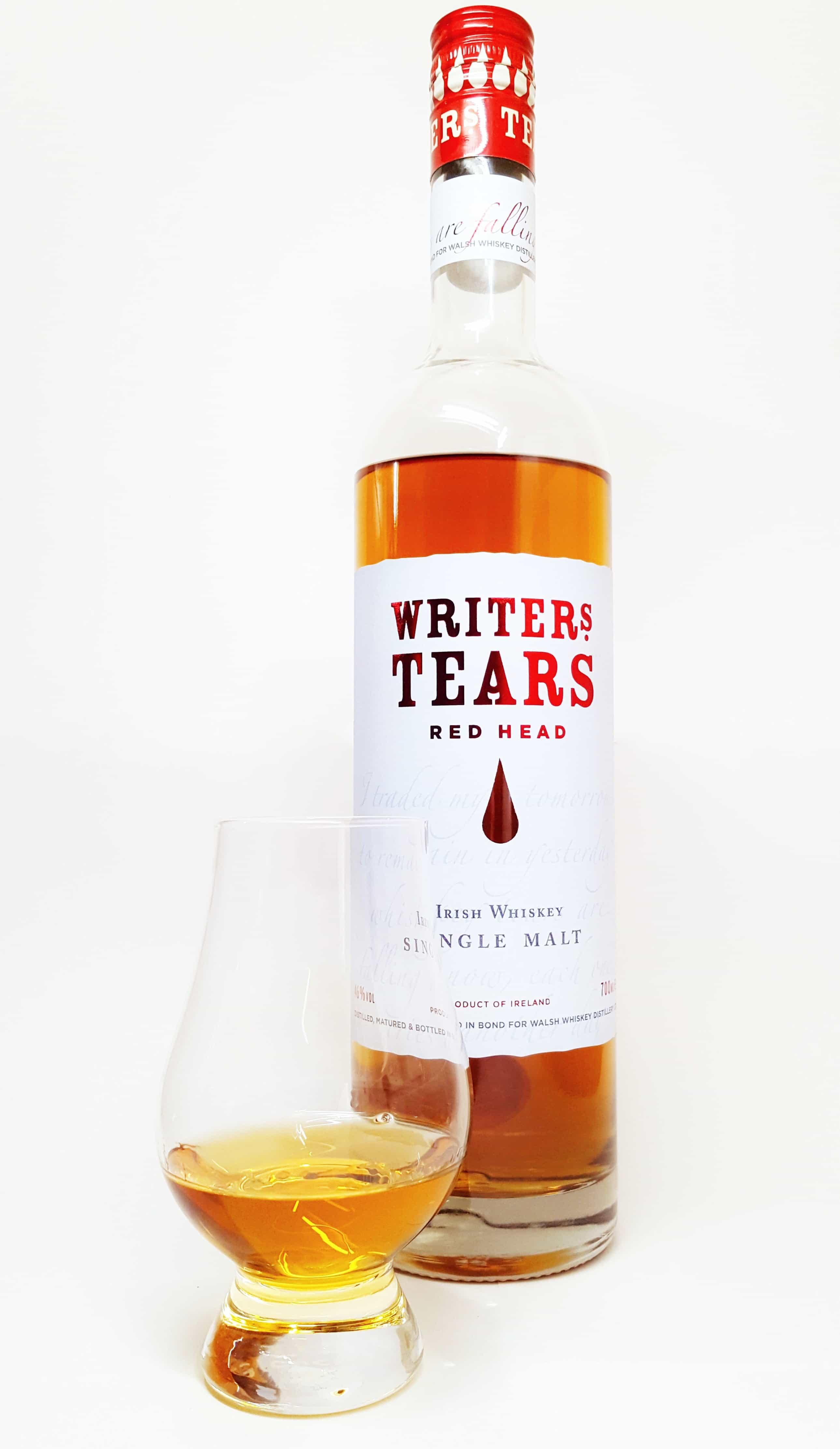 Writers' Tears Red Head