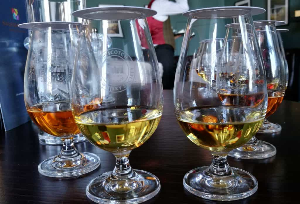 SMWS glasses