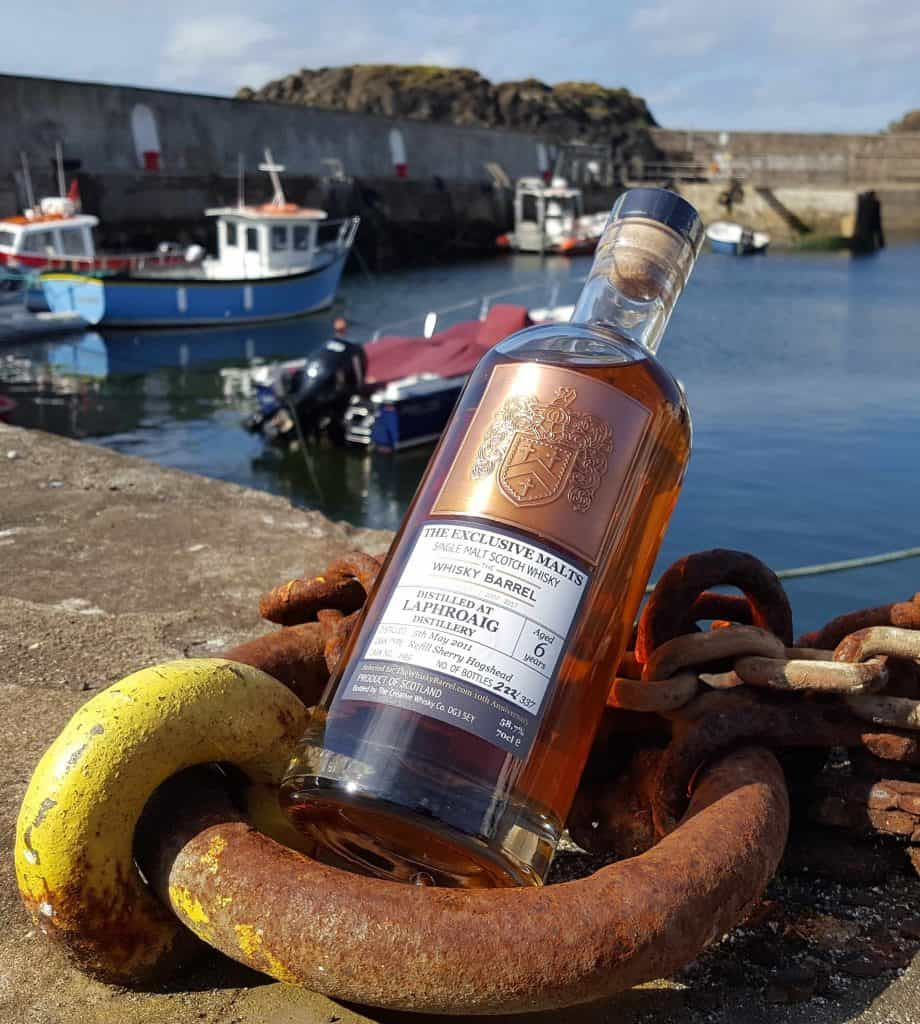 Laphroaig Whisky Barrel