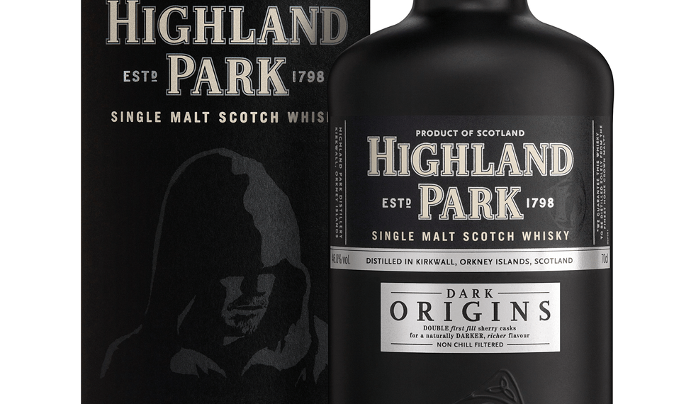 Highland park bottle