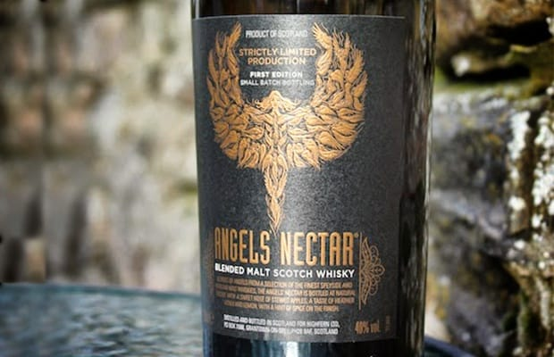 Angels' Nectar Blended Malt Scotch Whisky