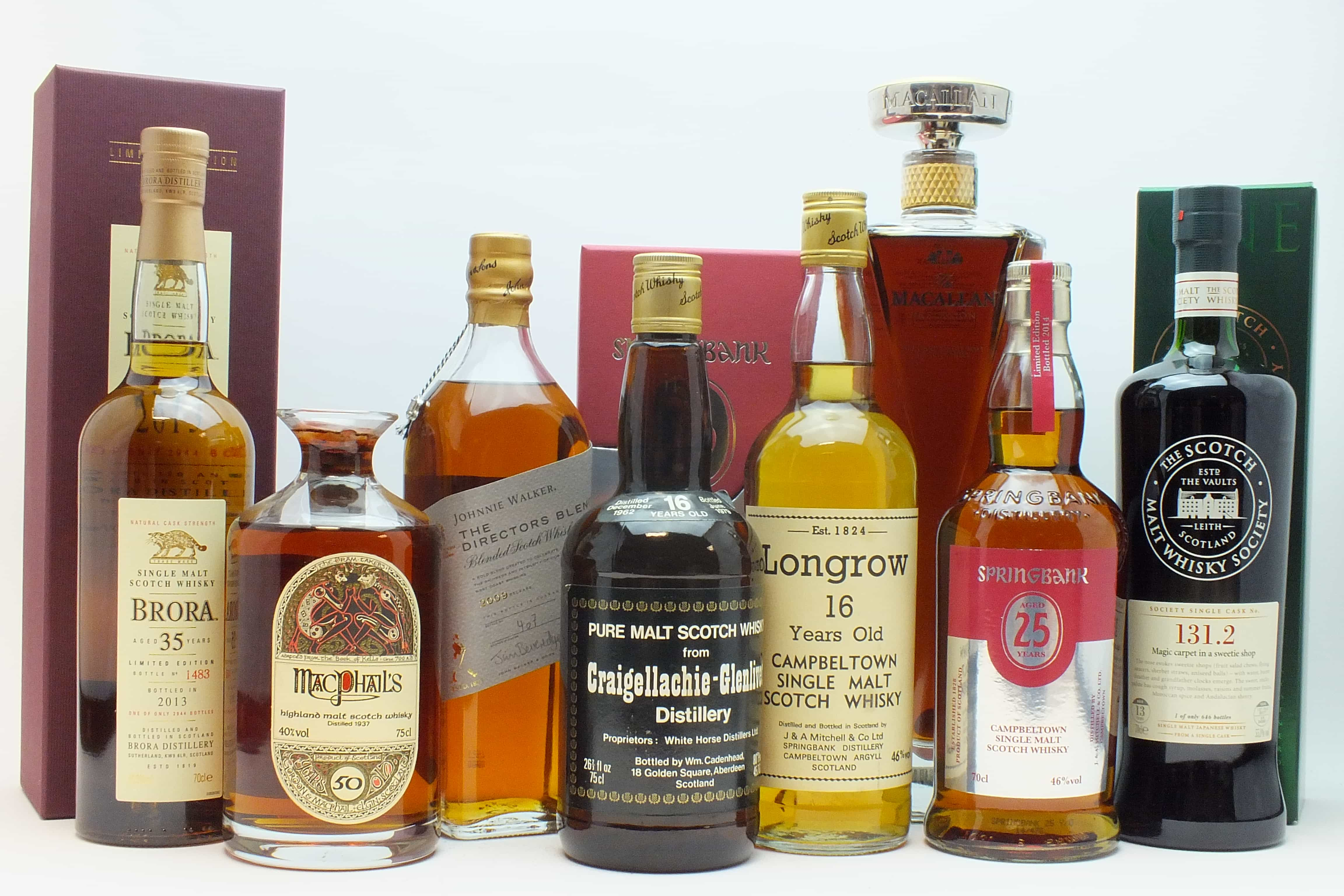 Just whisky auction