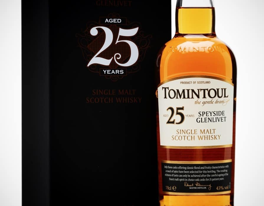 Tomintoul 25