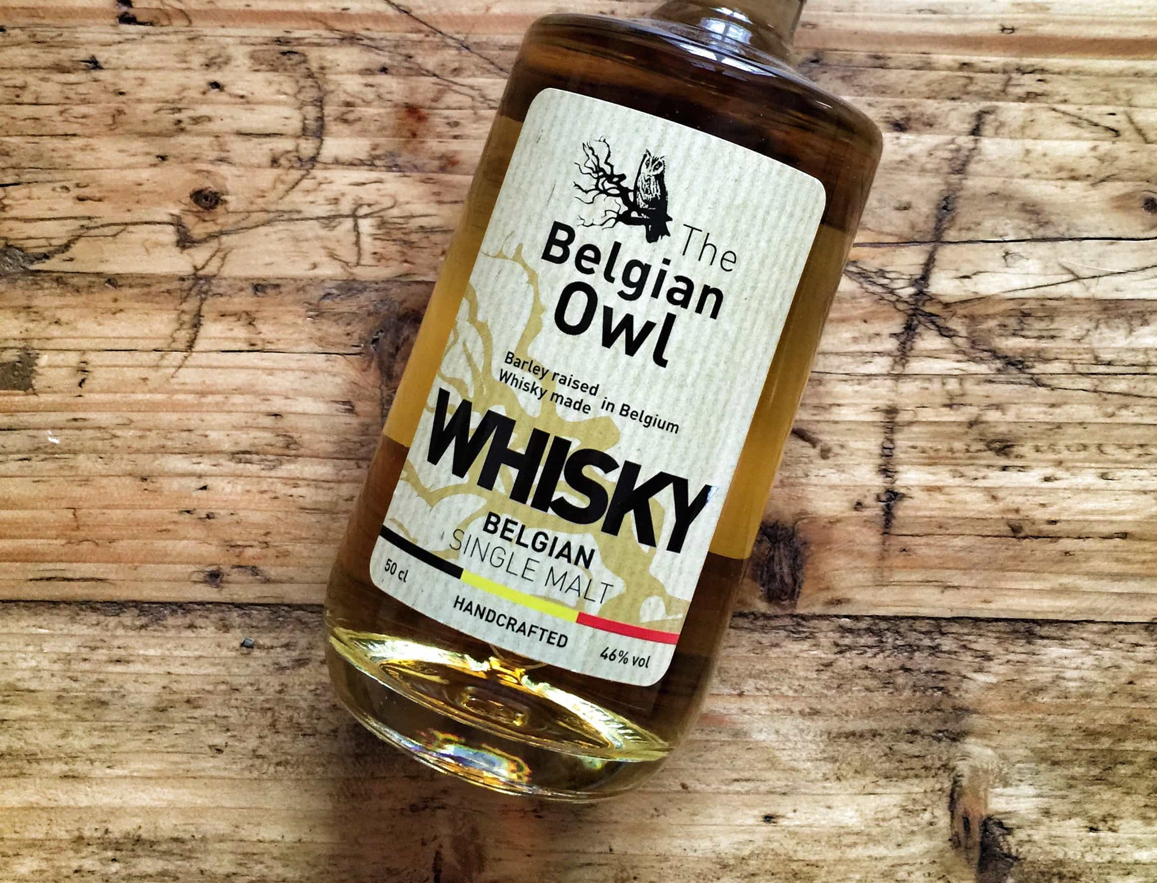 Belgian Owl Single malt whisky