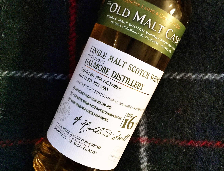 Dalmore Old Malt Cask