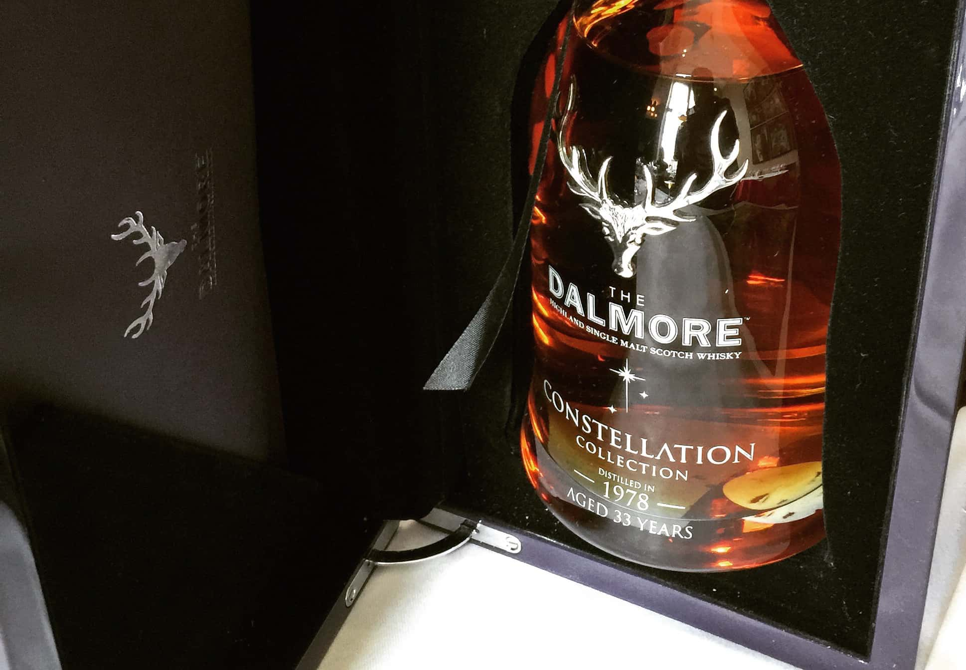 Dalmore Constellation 1978