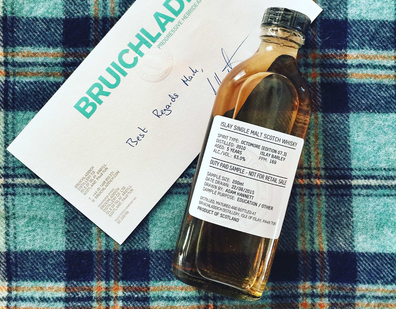 Bruichladdich Octomore 7.3