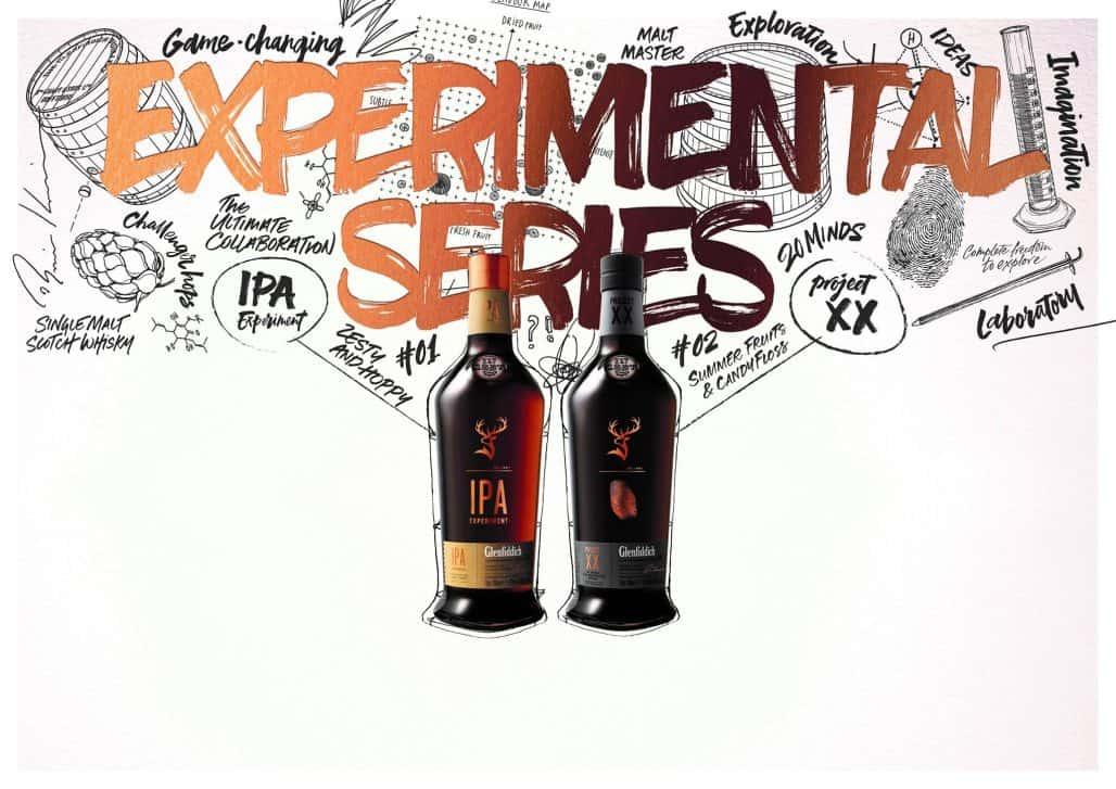 Glenfiddich experimental series