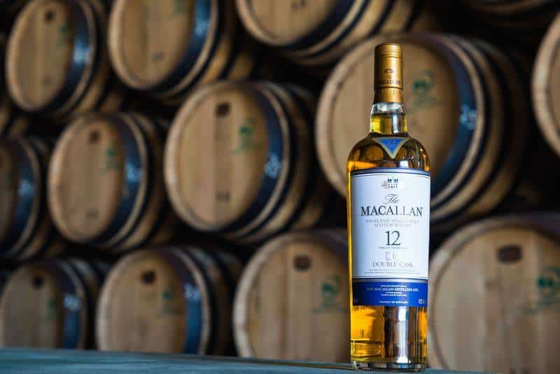 Macallan Double Cask 12