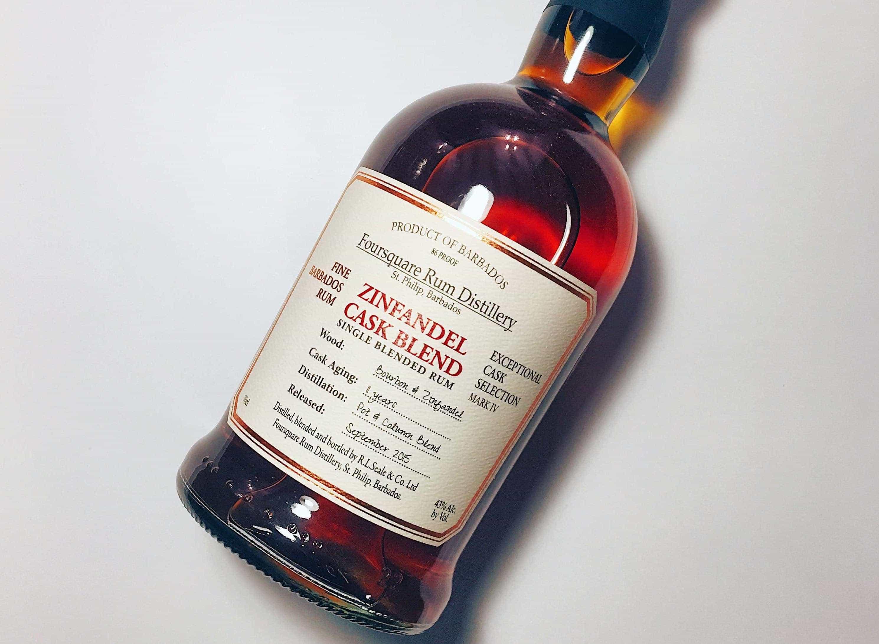 Foursquare Rum Zinfandel