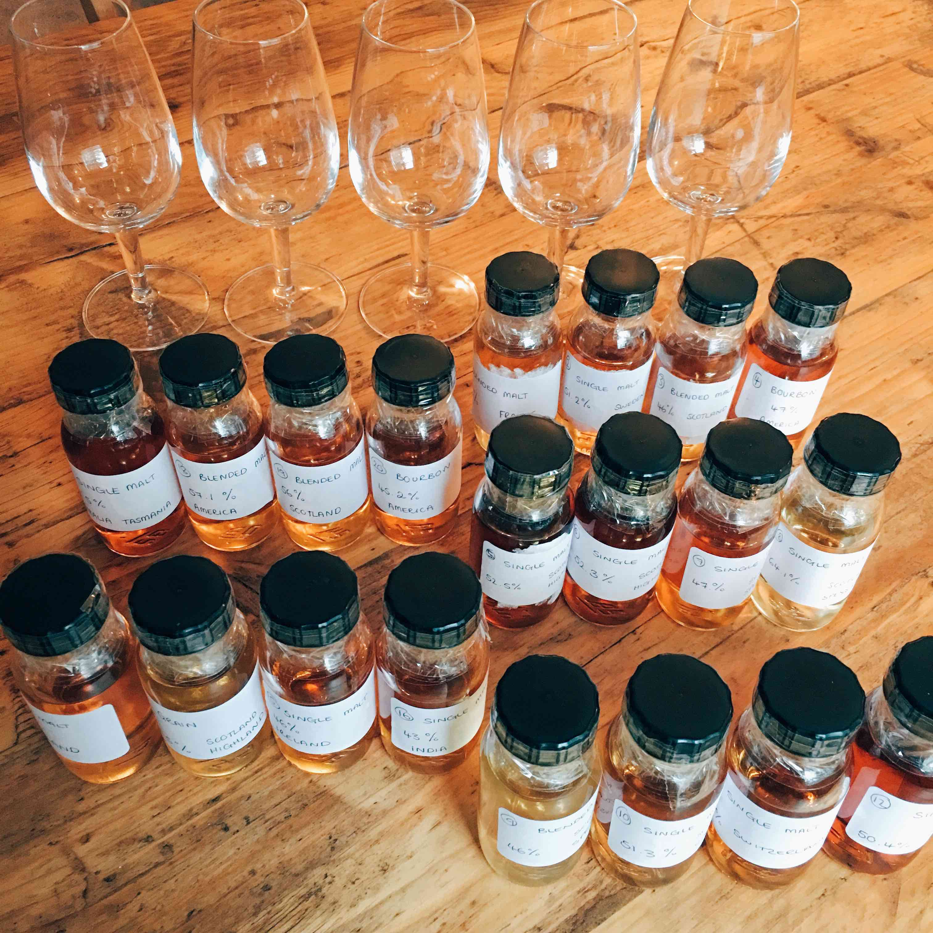 whisky magazine samples