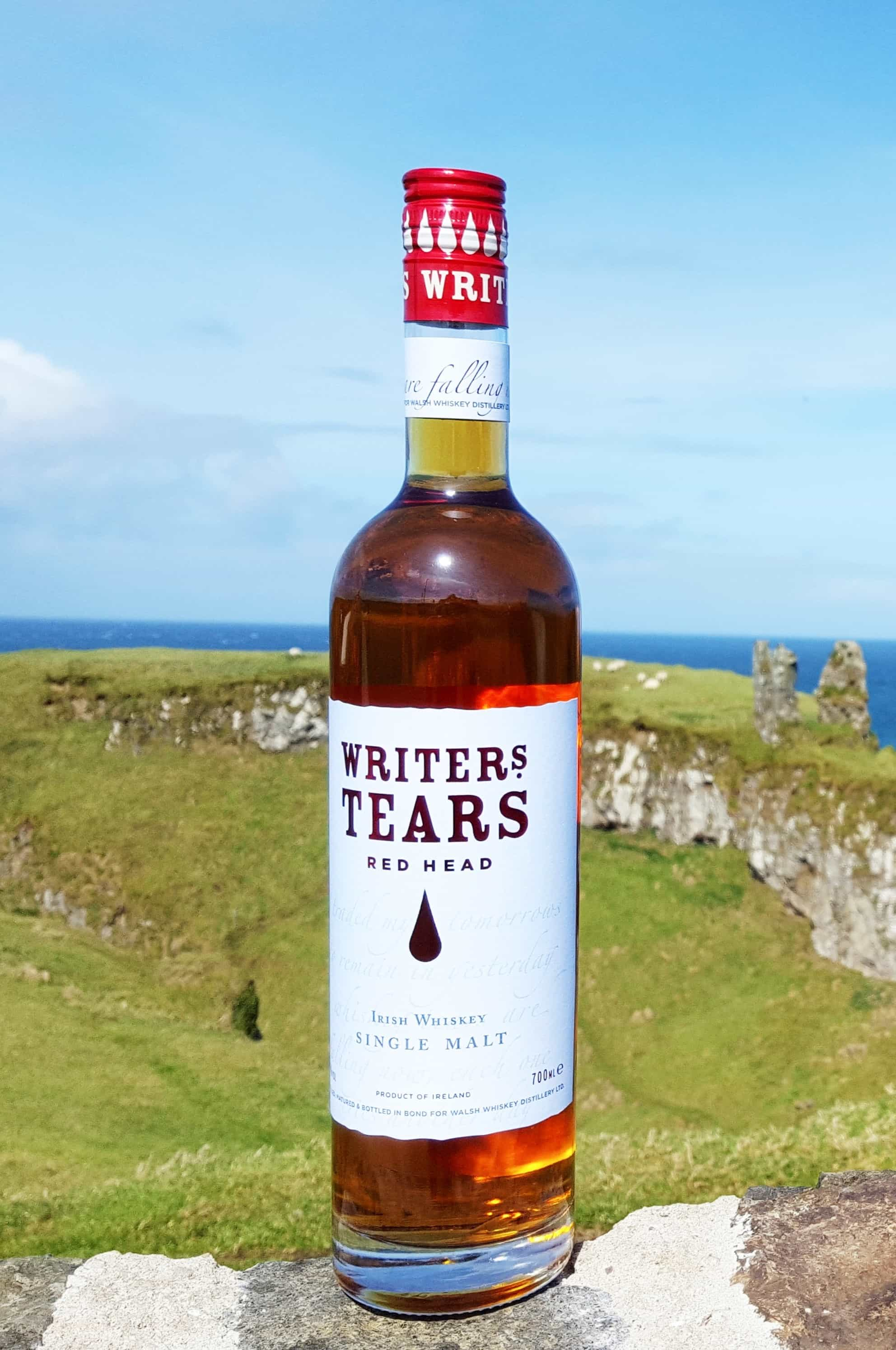 Writers' Tears Red Head