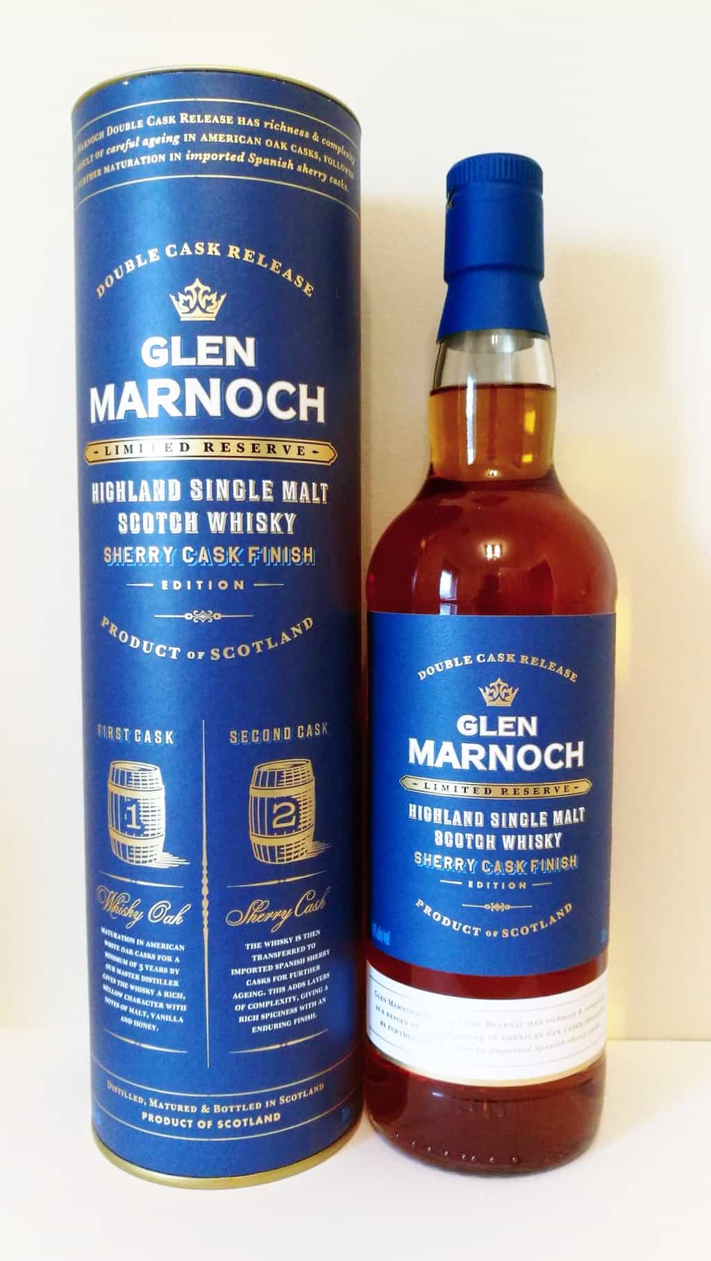 Glen Marnoch Sherry Finish