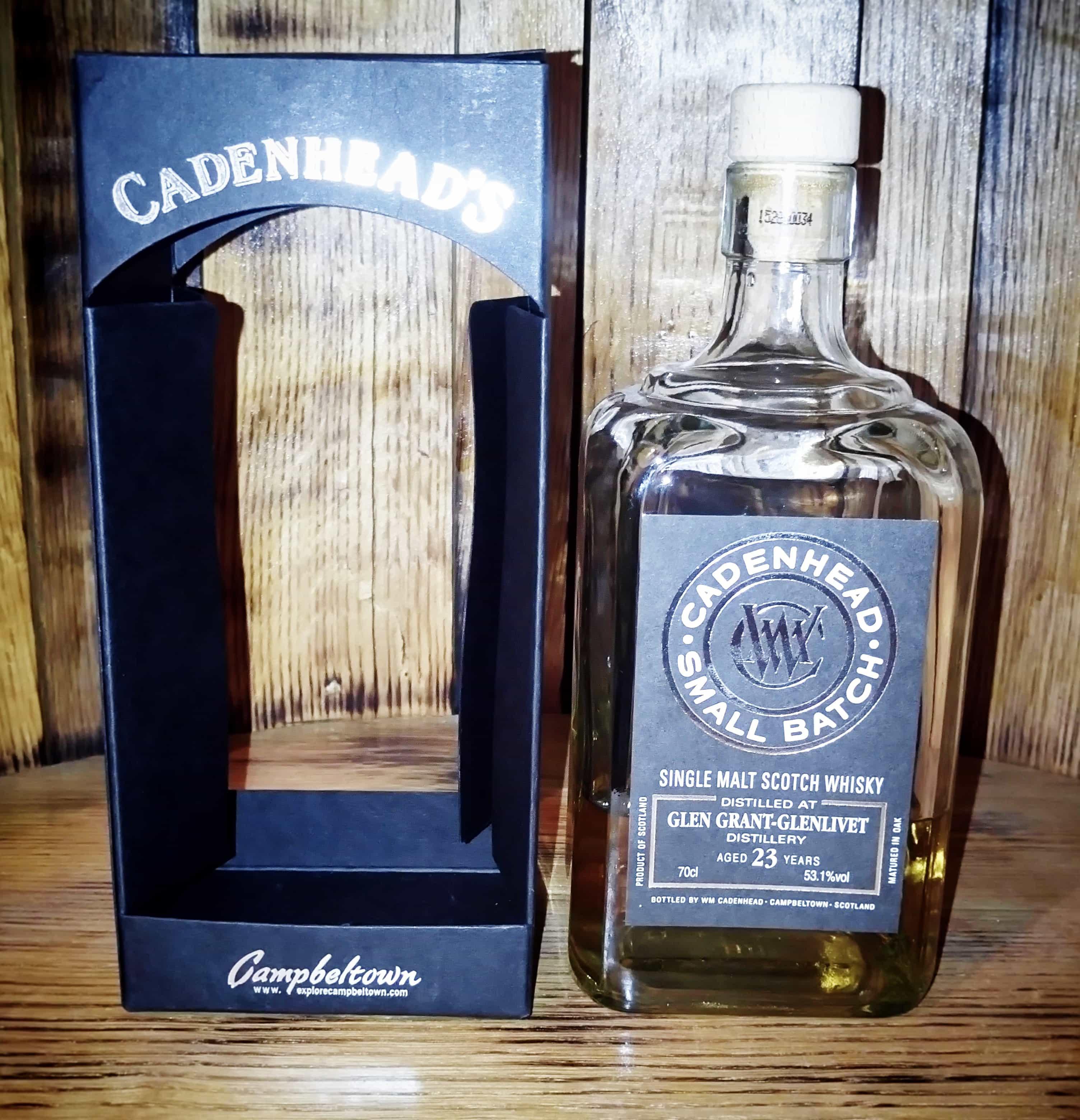 Cadenhead's Glen Grant
