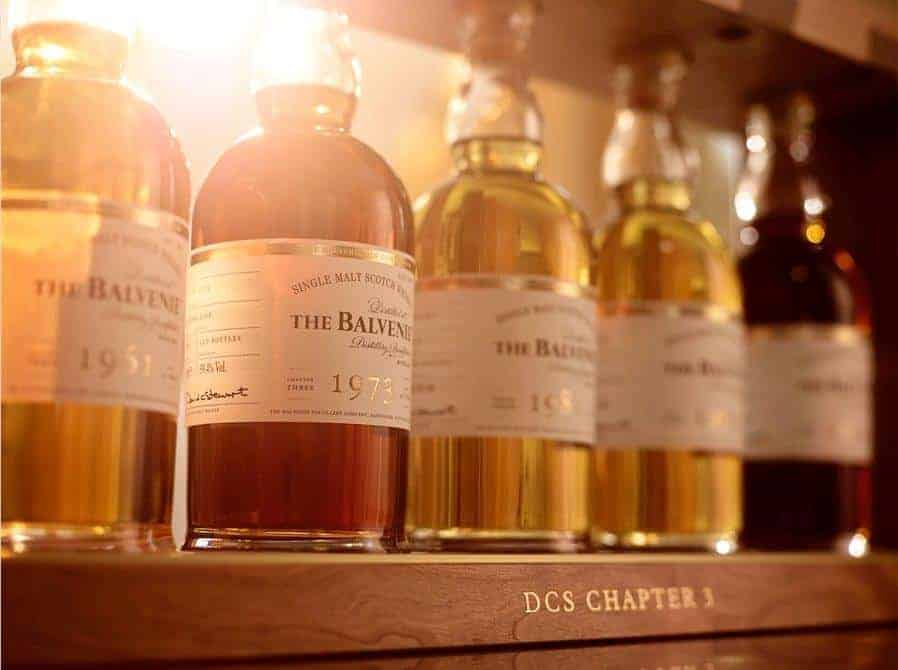 The Balvenie DCS chapter 3