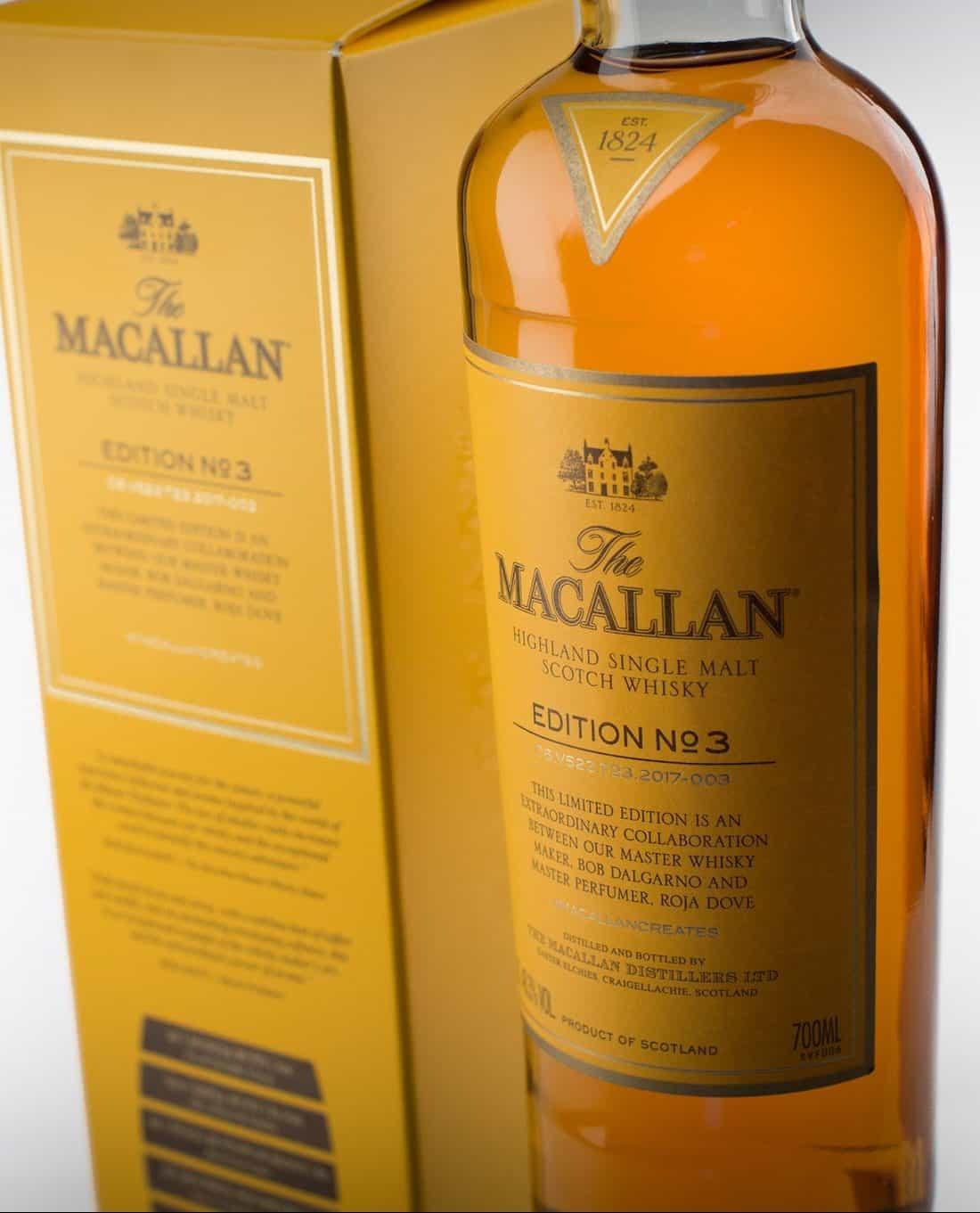 Macallan Edition 3