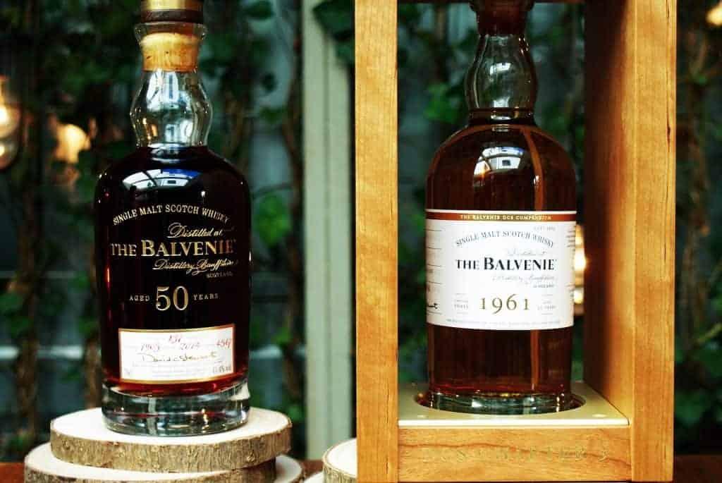Balvenie 50 and 1961