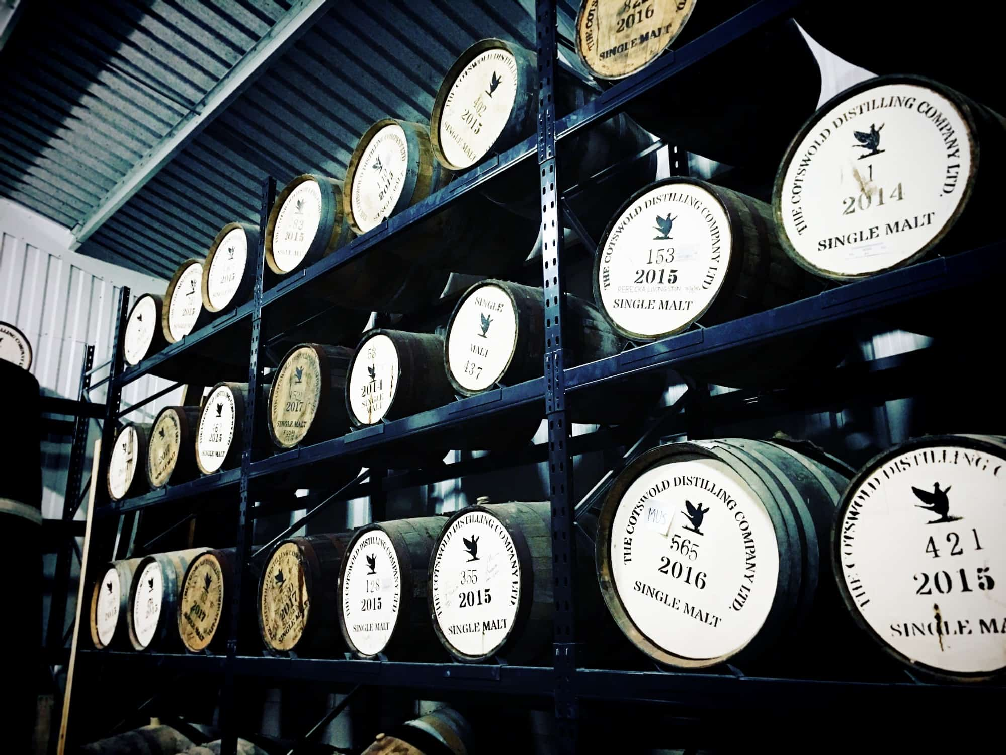 Cotswolds Whisky Casks