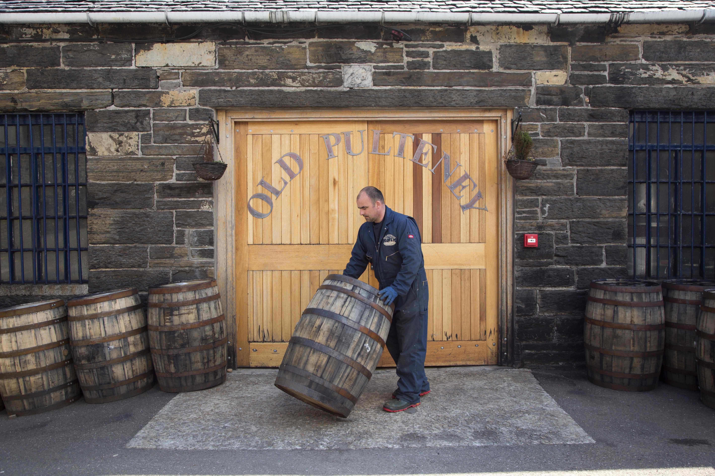 Old Pulteney Distillery