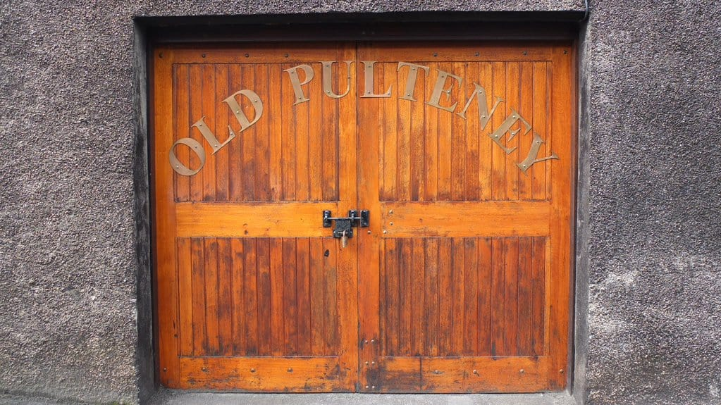 Old Pulteney Doors