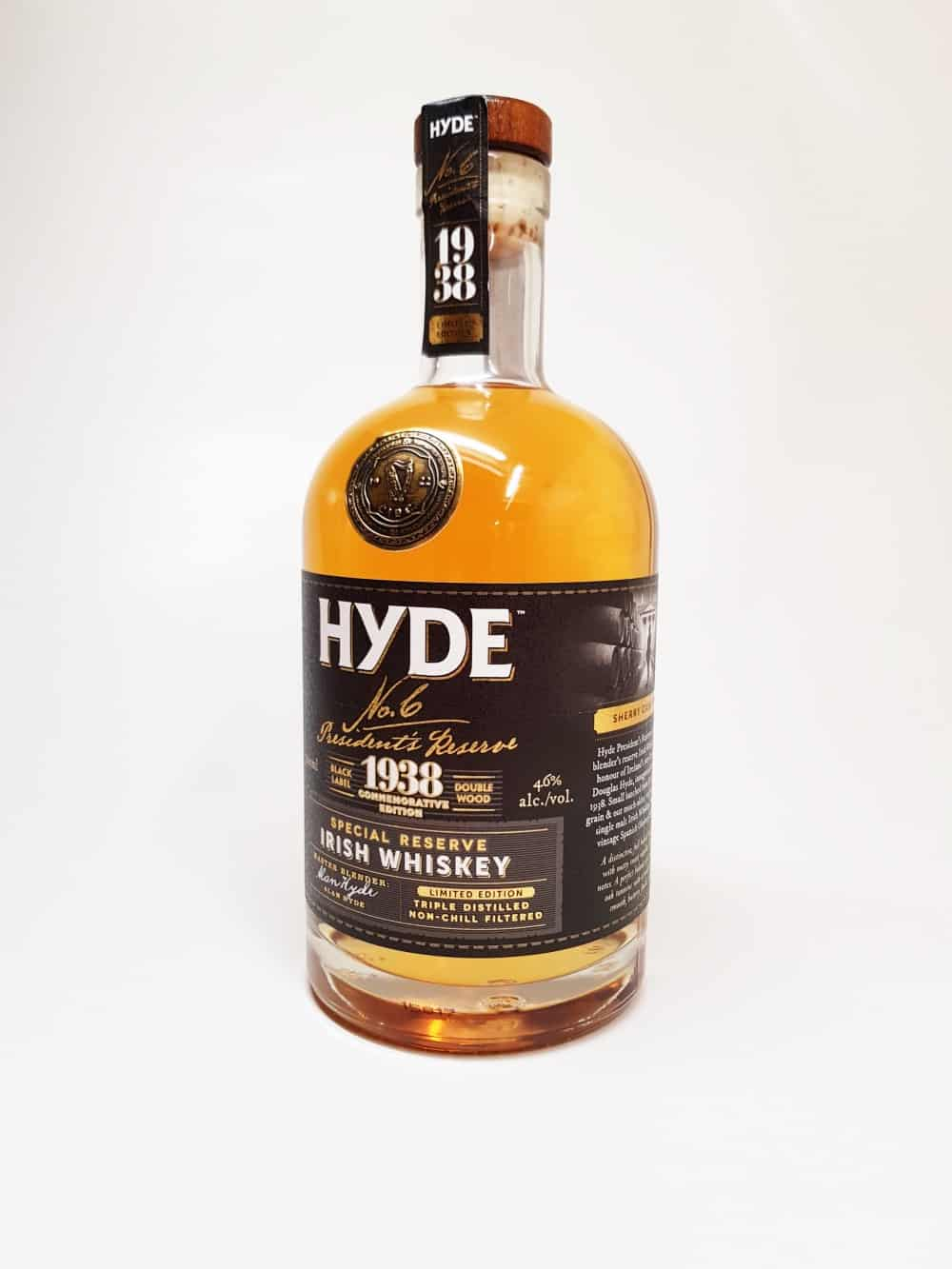 Hyde No.6 President's Reserve