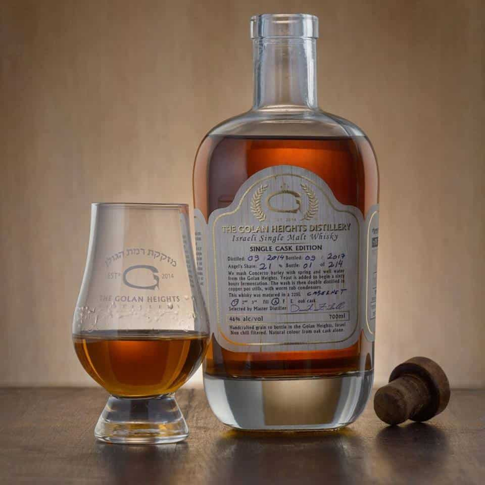 Golan Heights Whisky