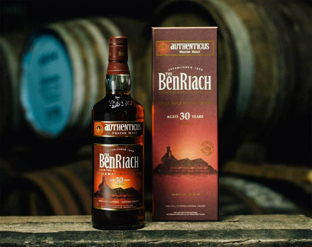 BenRiach Authenticus 30