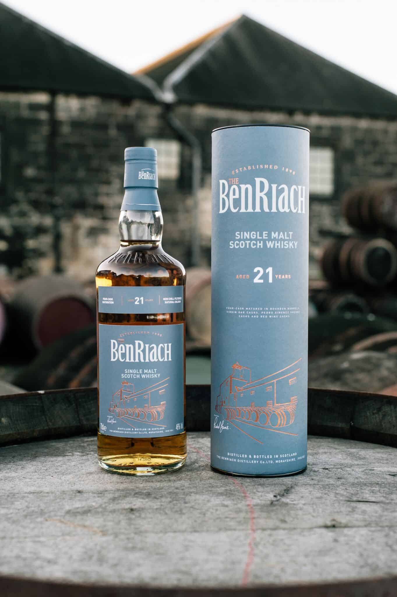 BenRiach Four Cask Matured