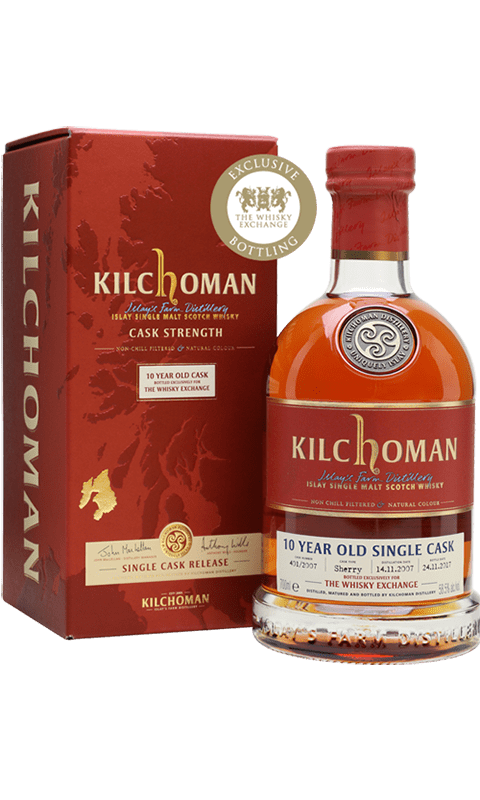 Kilchoman exclusive
