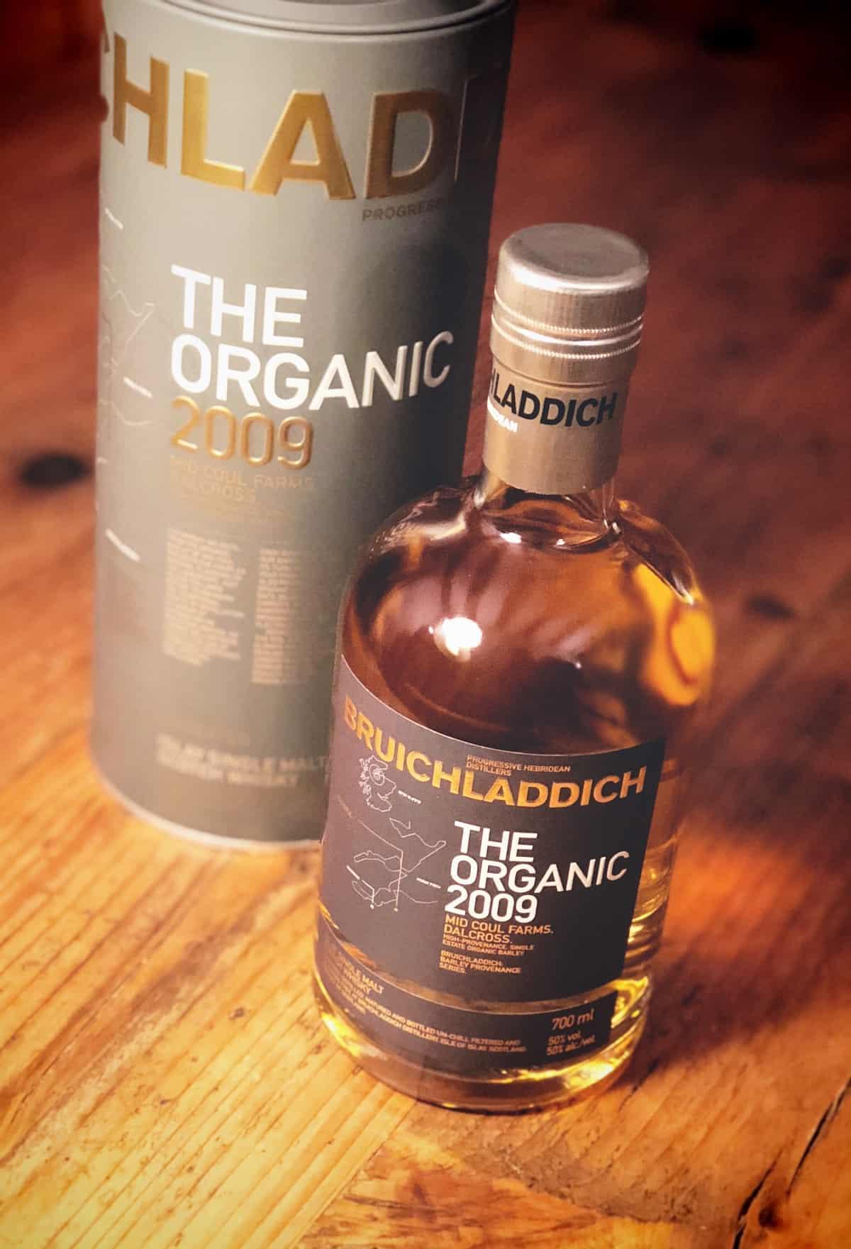 Bruichladdich Organic 2009