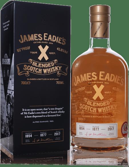 James Eadie X