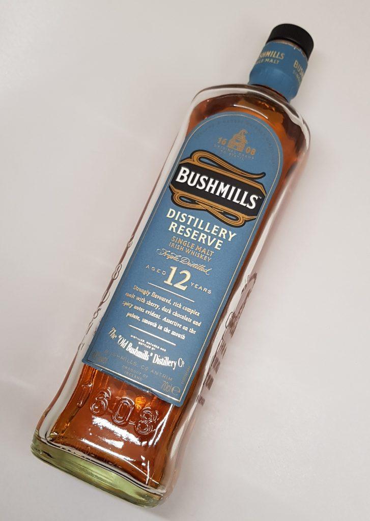 Bushmills 12 distillers