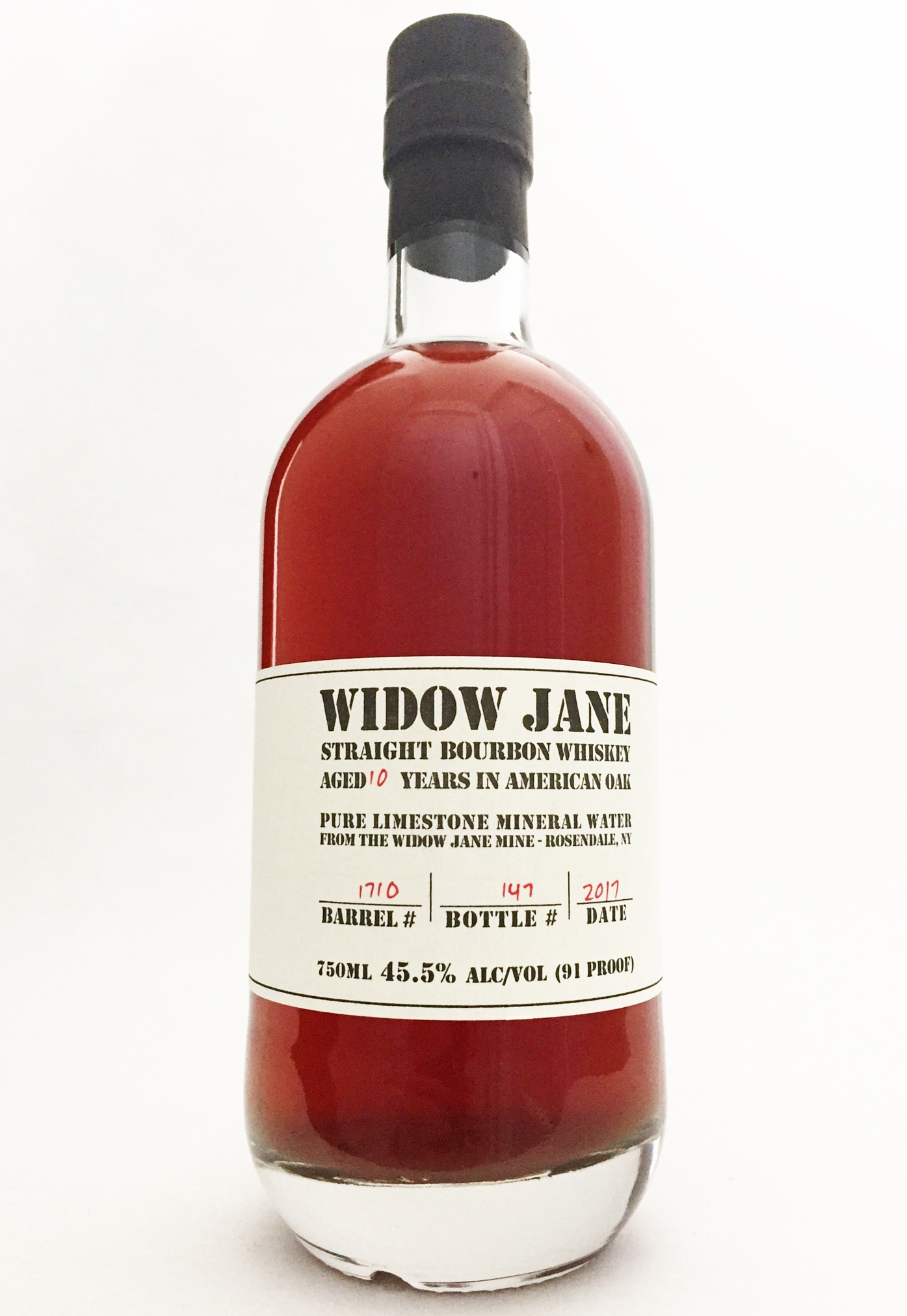 Widow Jane Full Bottle