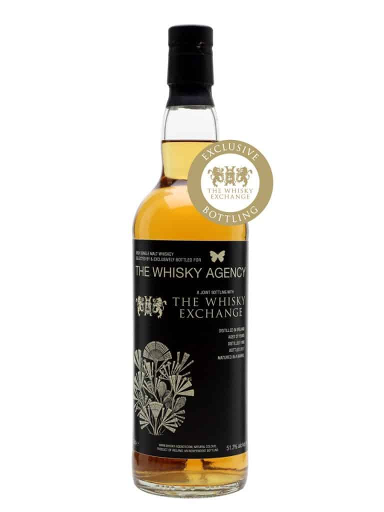Irish 1990 - 27 Year Old - The Whisky Agency