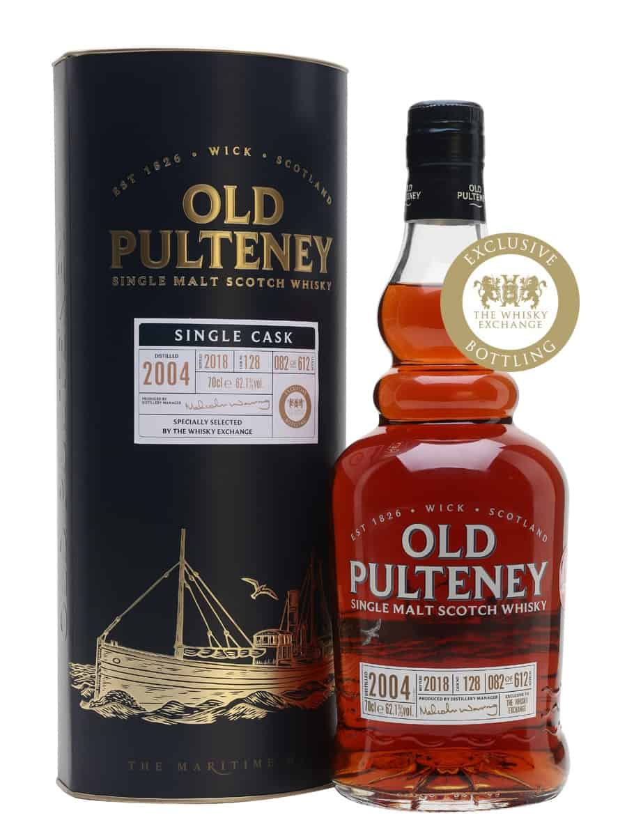 Old Pulteney 2004 - Bottled 2018