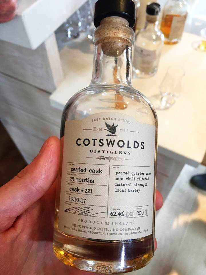 cotswolds peated
