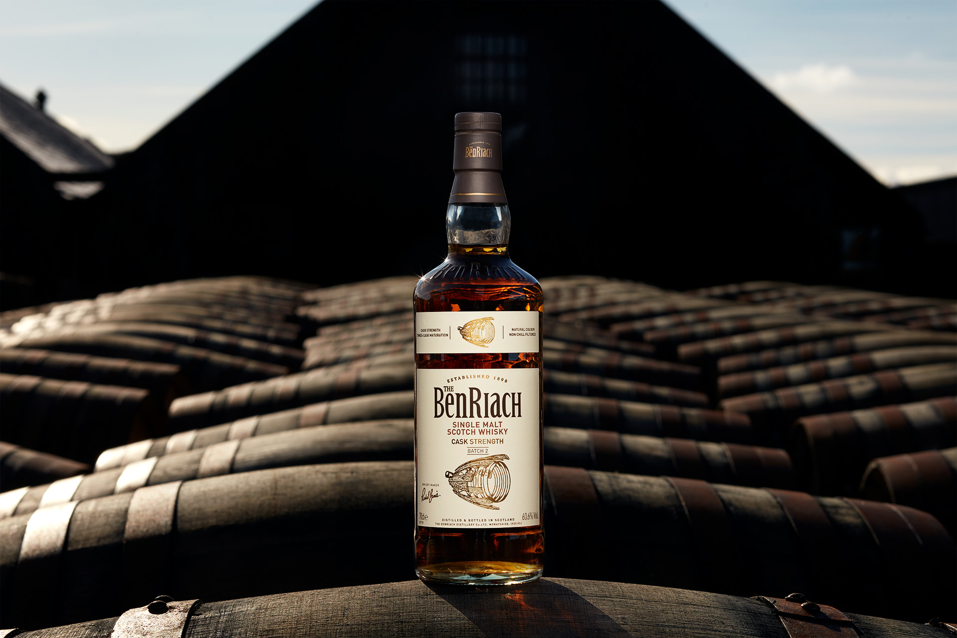 Benriach batch 2